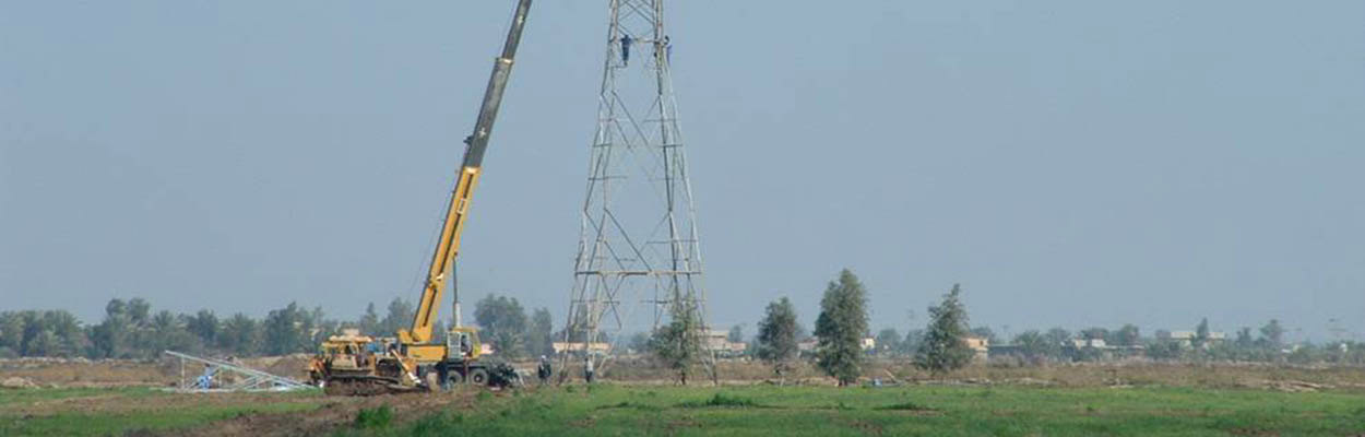 USACE Restore Iraqi Electricity [RIE]