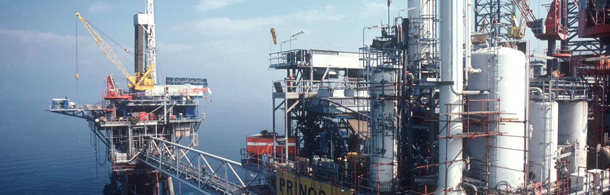 Offshore Drilling and Production Platform