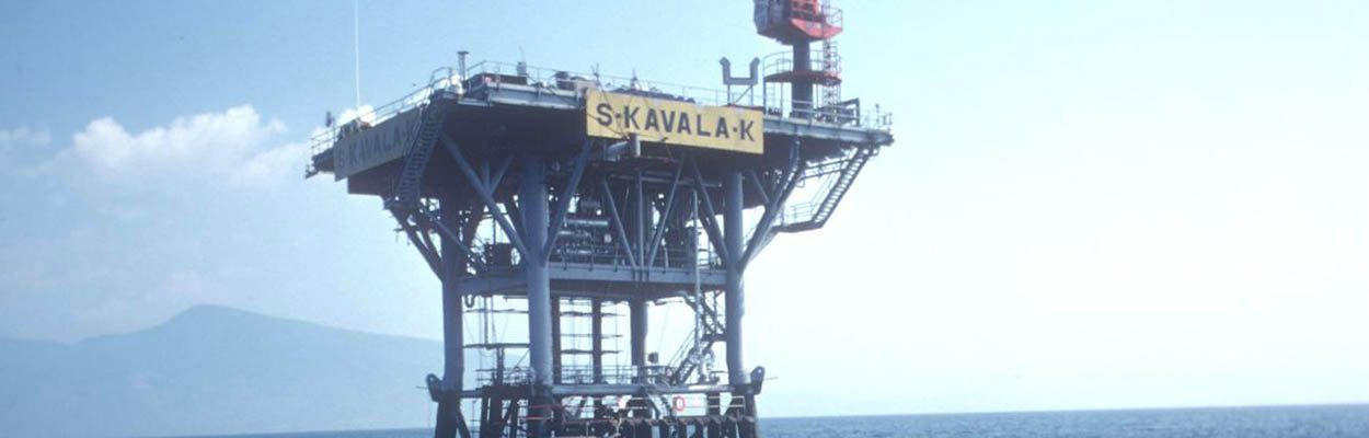 Offshore Drilling and Production Platform EPC