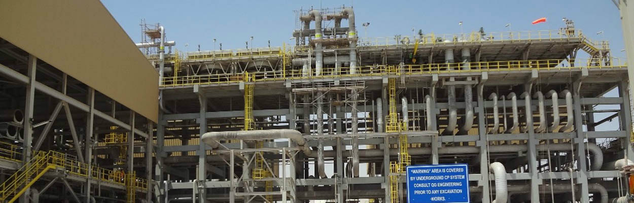 Qatargas Jetty Boil-Off Gas recovers 168 tons per hour of boil-off gas