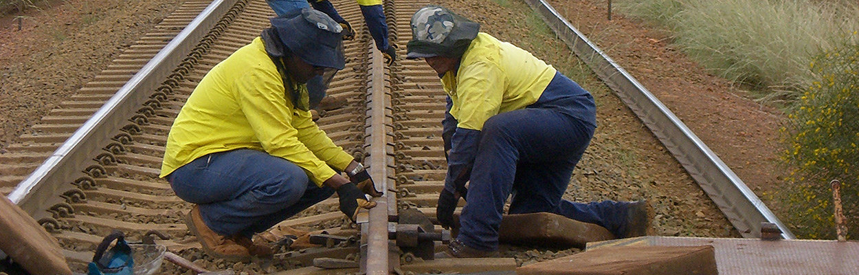 Iron Ore Heavy Haul Railway Track Maintenance
