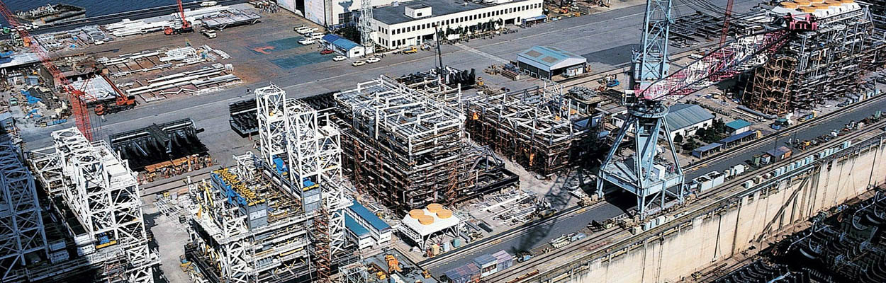 Petrochemical Complex Modular Construction
